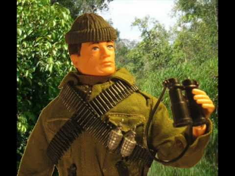 Action Man Commando 1970s