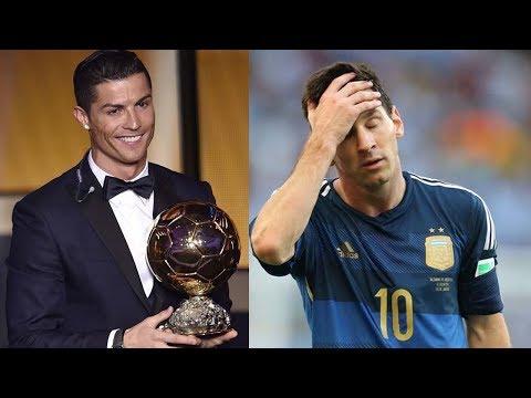 Lionel Messi Fans RIOT on Social Media Over Cristiano Ronaldo's Ballon d'Or Win