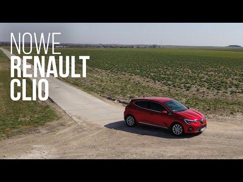 Renault Clio 2020 DCi - Najlepszy Hatchback W Segmencie B - TEST PL