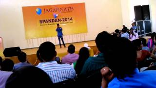 BAARISH! YAARIYAN LIVE COVER BY KOTA AVINASH (jagannath university-spandan 2k14)