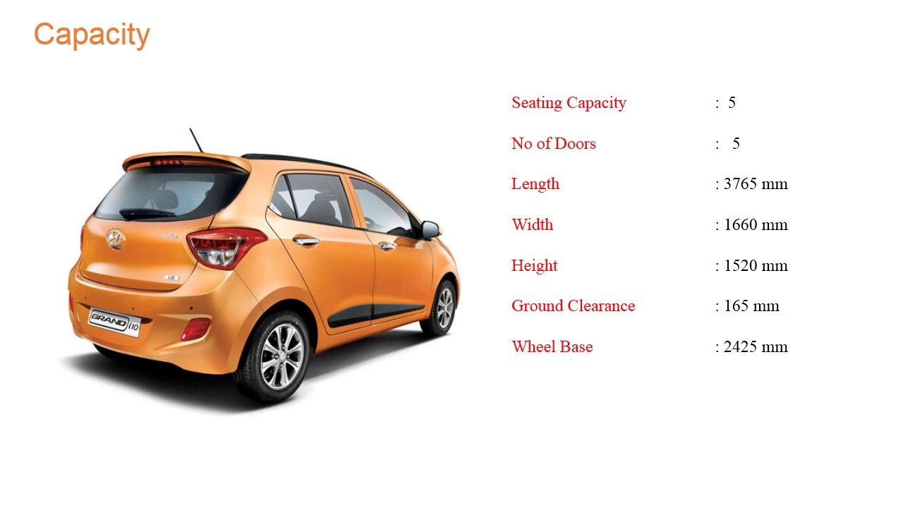 hyundai grand i10 specifications youtube. Black Bedroom Furniture Sets. Home Design Ideas