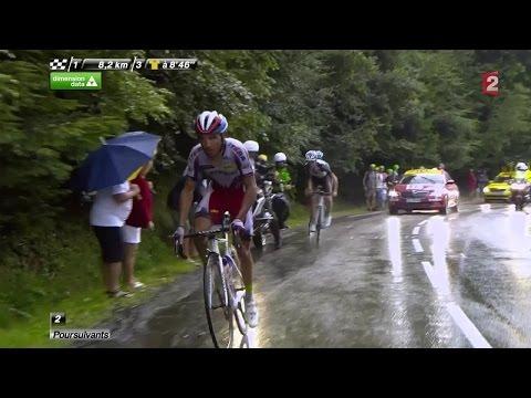 VIDÉO – 12e étape : Joaquim Rodriguez fait plier Bardet et Fuglsang !