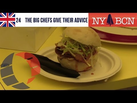 The big Chefs give their advice to the New York Barcelona skippers