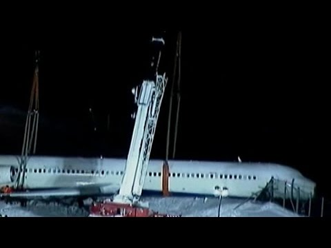 Plane Crashes Off New York Runway