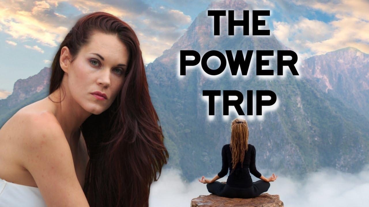 Self Development - The Transcendental Power Trip by Teal Swan