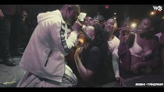 Mbosso live perfomance Picha yake Moshi