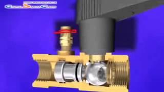 Принцип работы клапана Broen Venturi(Клапаны Broen Venturi обладают конструкцией шарового крана, что позволяет при необходимости выполнить перекрыти..., 2014-02-27T08:38:14.000Z)