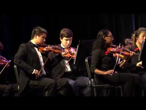 Newington High School Spring 2019 Orchestra Concert.