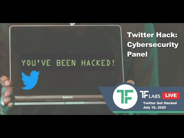 Special Episode: Twitter Got Hacked and they wanted Bitcoin | Live Panel with Cybersecurity Leaders
