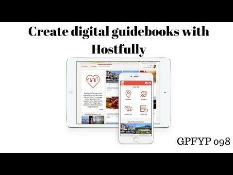 Airbnb Hosting EP 98 How to Create Digital Guidebooks with Hostfully