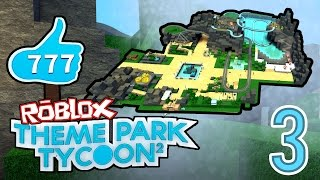 HUGE Theme Park Tycoon Tour!
