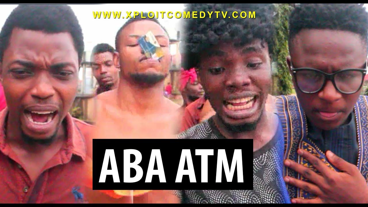 Download TALKING ATM MACHINE EP 1(xploit comedy)