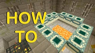 BEST Way to Find End Portal in Minecraft!