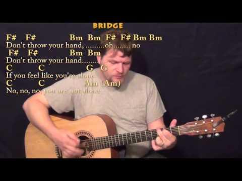 Everybody Hurts (R.E.M.) Strum Guitar Cover Lesson with Chords/Lyrics