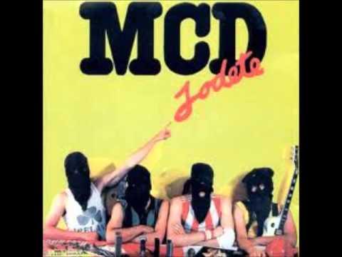 MCD   Jodete  Album completo  1989