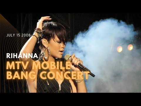 2008 Live Concert In Milan MTV