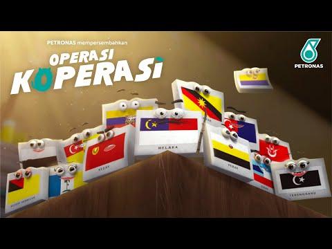 PETRONAS MMD 2020 – OPERASI KOPERASI