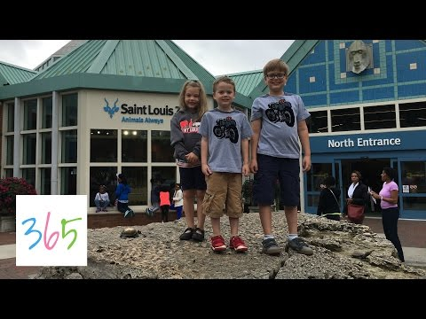 SAINT LOUIS ZOO | KIDS LIFE 365 | 10.15.16