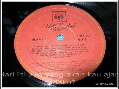 Uji Rashid-Album Merpati- Hallo Kota! (HQ audio dengan lirik)