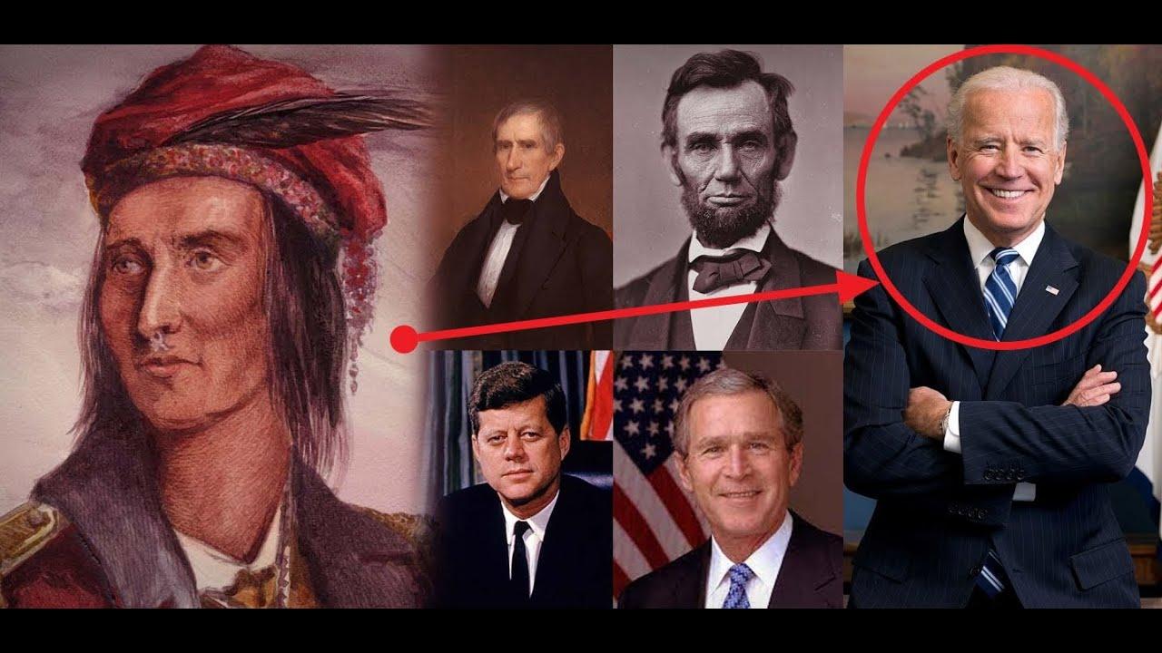 【20년마다 사망, 미국 대통령의 저주】ㅣ조 바이든 걱정했던 이유ㅣ테쿰세의 저주는 사실일까?ㅣTecumseh curse mysteryㅣ일요미스테리극장