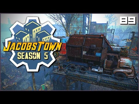 THE LAST HIGH-RISE | Fallout 4 Sim Settlements [Modded] Episode 89