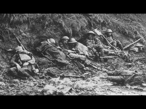 Mental Cases - Wilfred Owen