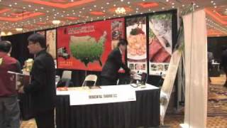 US - China Business Summit Exhibition Booths Recap
