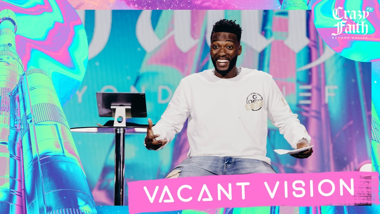 Vacant Vision // See It Before You See It // Crazyer Faith // Michael Todd