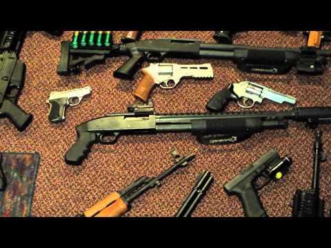 Gun collection 2013