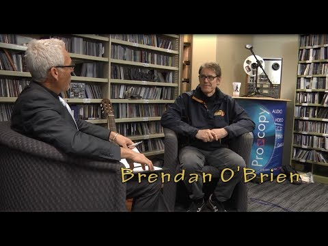 The Profile Ep 38 Brendan O'Brien chats with Gary Dunn