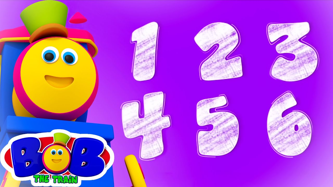 Download Numbers Song | ABC Song + More Learning Videos by Bob The Train | Nursery Rhymes & Songs | Kids Tv