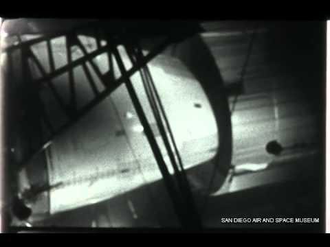 NASA Lewis Research Center Centaur/Atlas Separation TestI HACL Film 00214