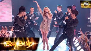 Download Timbaland, Emma Bunton, Backstreet Boys - Architect Medley Performance | Boy Band Mp3