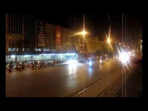 Đua xe ở Hà Nội