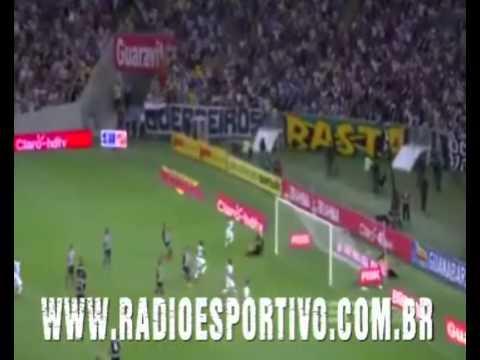Vasco 1 x 0 Botafogo - Narração: Rodrigo Campos ( Rádio Manchete ) 26/04/2015
