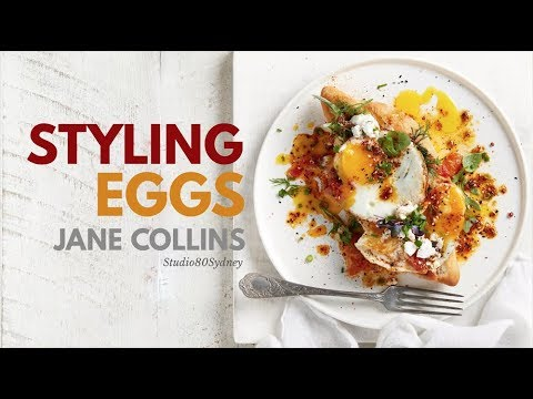 LEARN FOOD PHOTOGRAPHY STYLING WORKSHOP - LESSONS  - TUTORIAL FULL LENGTH VIDEO thumbnail