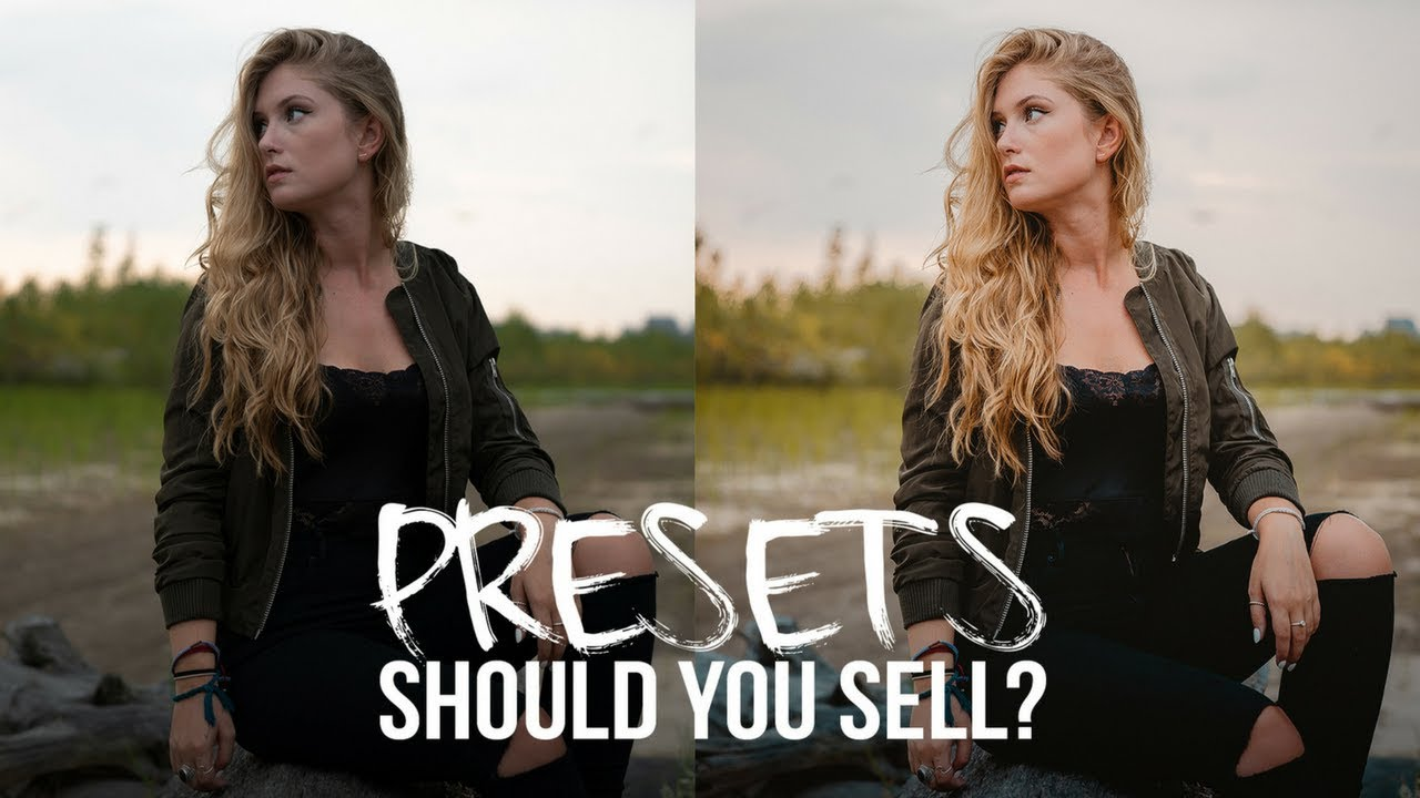 Why You Should Sell Lightroom Presets for Passive Income