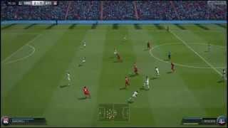 FIFA 15 UT Crazy Goals