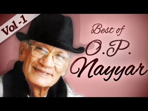 Best of O. P. Nayyar Songs (HD)  - Jukebox 1 - Evergreen Old Bollywood Hindi Songs