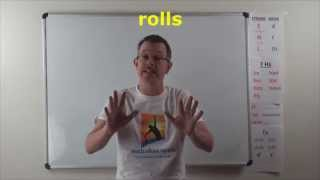 Learn English: Daily Easy English Expression 0731: rolls