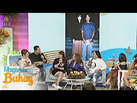 Magandang Buhay: Darla Sauler, Ara Mina and Bayani Agbayani give their message to Sharon Cuneta