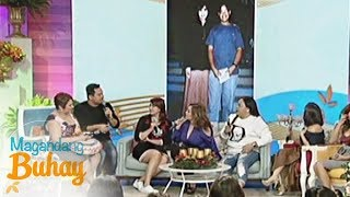 Magandang Buhay: Darla Sauler, Ara Mina and Bayani Agbayani give their message to Sharon Cuneta
