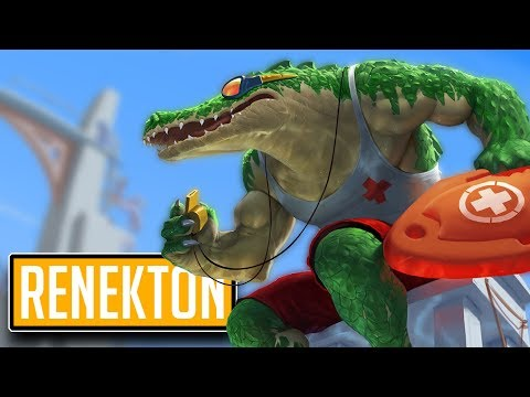 League of Legends #474: Renekton Top (CZ/Full HD/60FPS) thumbnail