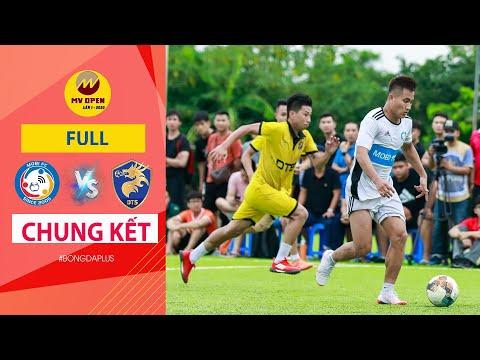 FULL | FC MOBI - FC DTS | CHUNG KẾT MV OPEN CUP 2020