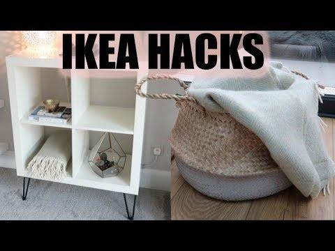 IKEA HACKS & DIYs | HOME DECOR DIY ON A BUDGET | KERRY WHELPDALE