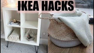 IKEA HACKS & DIYs | HOME DECOR DIY ON A BUDGET | KERRY WHELPDALE