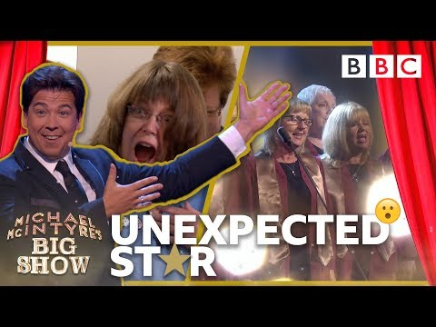 Unexpected Stars: NHS Nurses Choir - Michael McIntyre's Big Show: Series 2 Episode 6 - BBC One