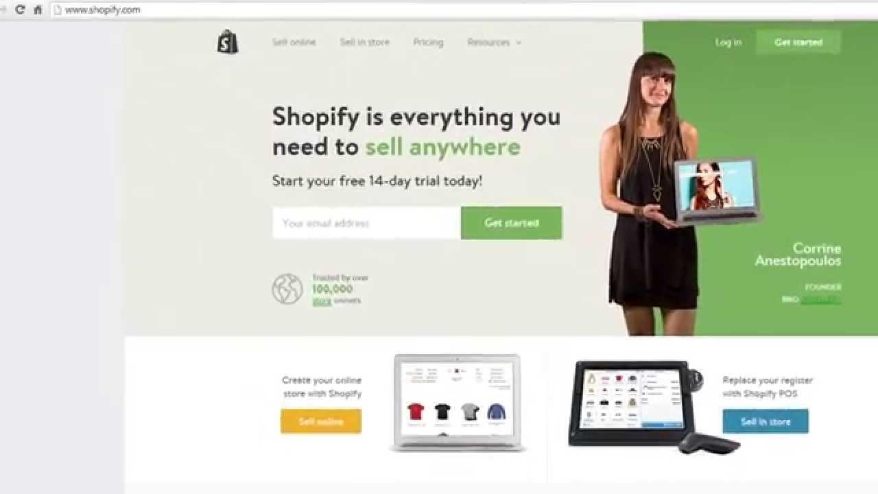 Best Ecommerce Website Builder Software Choosing The Best Platform For Online Store 2020 Webbuildersguide
