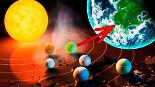 La Nasa Anuncia el Descubrimiento mas Importante - Nuevo Sistema Solar con 7 Planetas como la Tierra