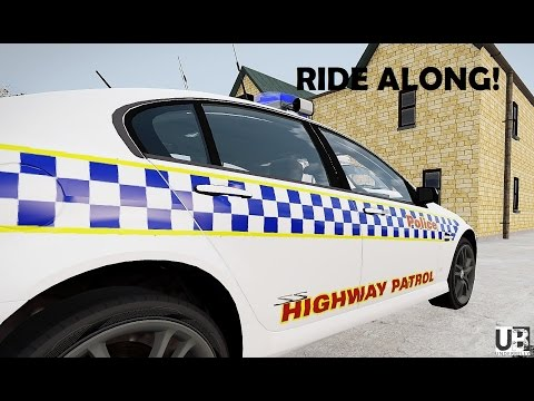 Arma 3 - Australian Underbelly Life - Ride Along